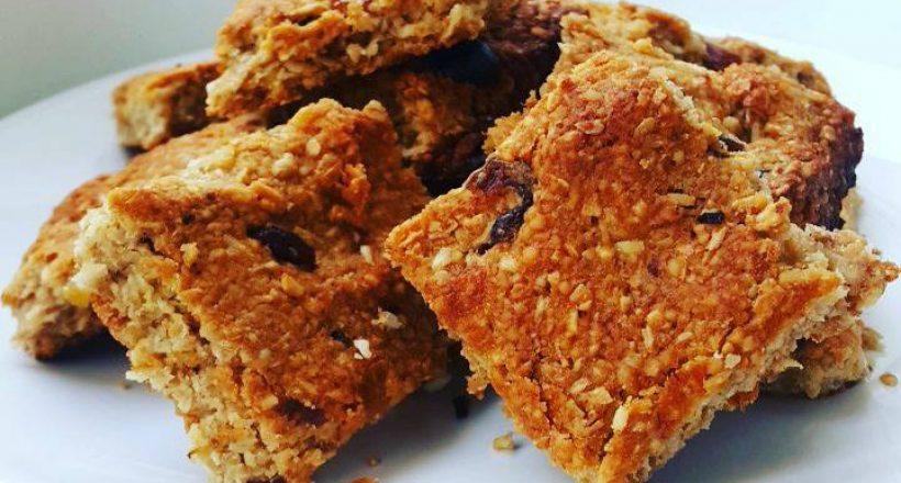 Healthy cookies/granola bars