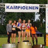 Een geslaagd NK Junioren voor Birgit Olislagers